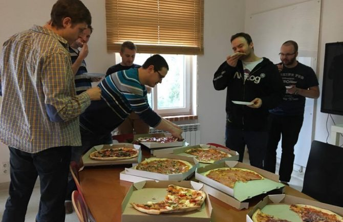 Code&Pizza #3 Meetup
